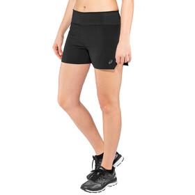 "asics 3,5"" Shorts Mujer, performance black"